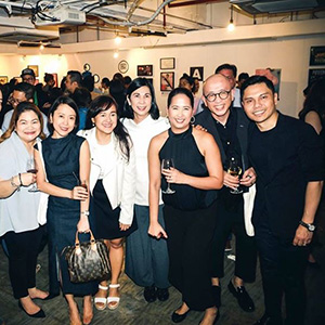 Book of 40 launch featured in Adobo Magazine