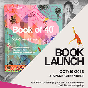 Book of 40 Launch on Oct 19, 2016